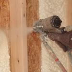 spray polyurethane insulation